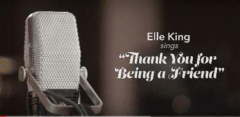 LISTEN: Elle King Covers 'The Golden Girls' Theme Song