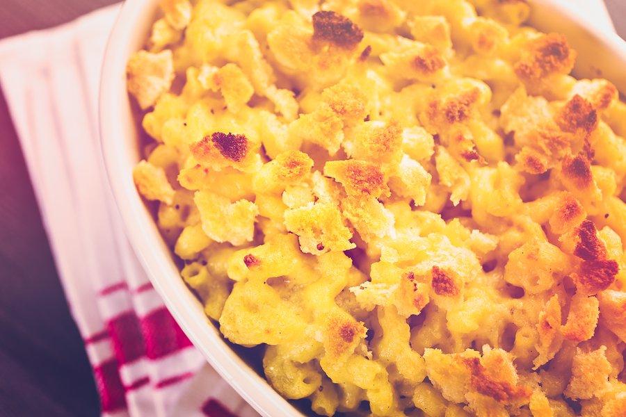 Jodi's Homemade Mac & Cheese