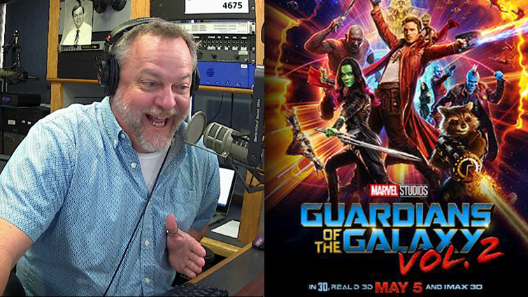 Sam's (NO SPOILER) Review of 'Guardians of the Galaxy: Vol. 2'