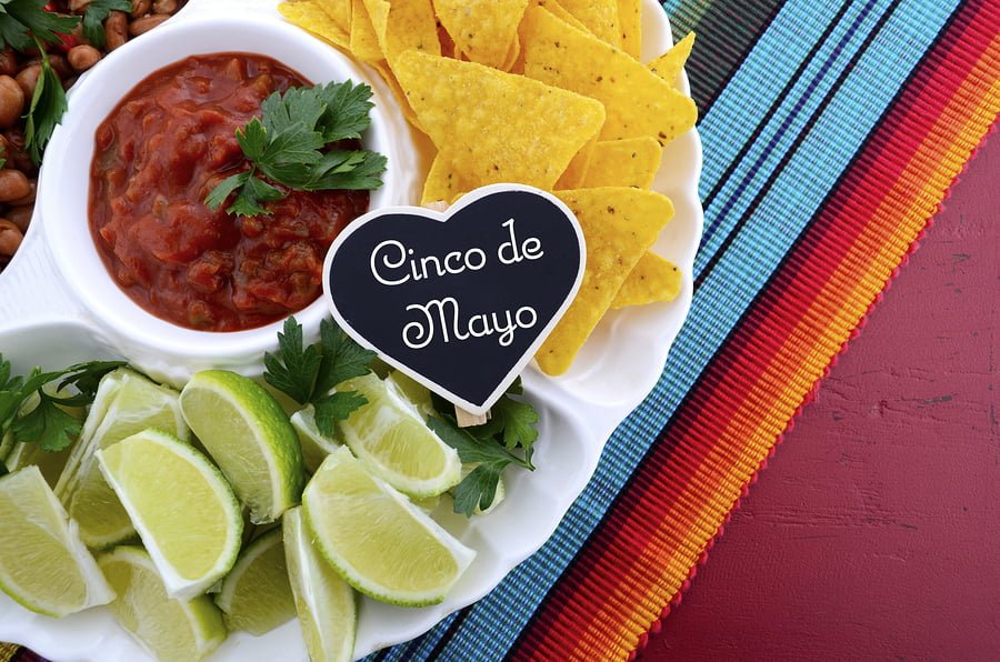 Cinco de Menu – 2018