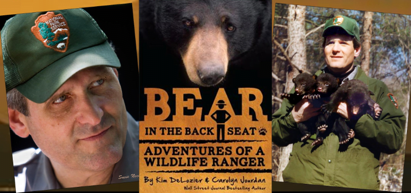 'Bear in the Back Seat: Adventures of a Wildlife Ranger in the Great Smoky Mountains National Park' by Kim DeLozier