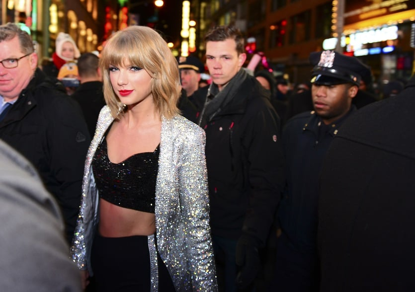 Taylor Swift Says She's 'Certain' She Was Groped