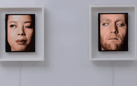 Face Clocks: Disturbing or Creative?