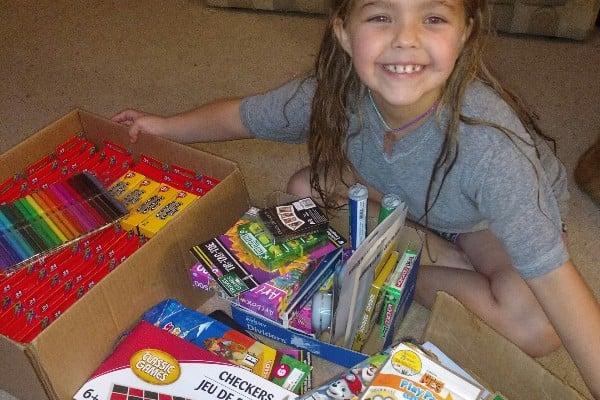Livi's 'Happy Heart Kits'
