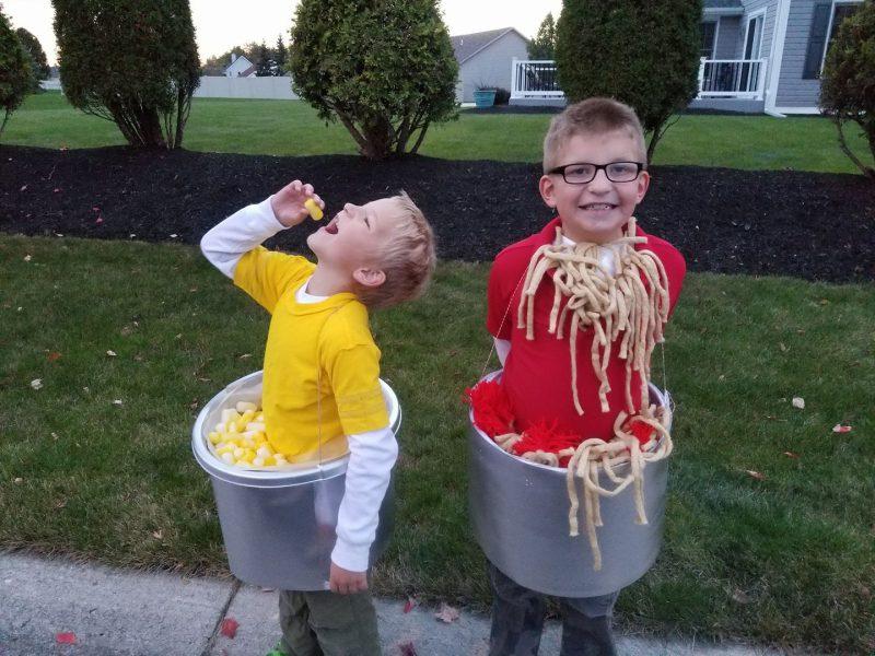 your most creative halloween costumes | murphy, sam & jodi