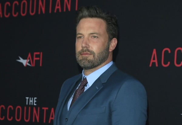 Ben Affleck Says He'll Donate All Checks from Harvey Weinstein Movies to Charity