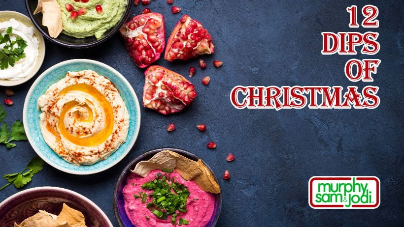 The 12 Dips of Christmas – 2017
