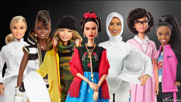 BARBIE – INSPIRING WOMEN