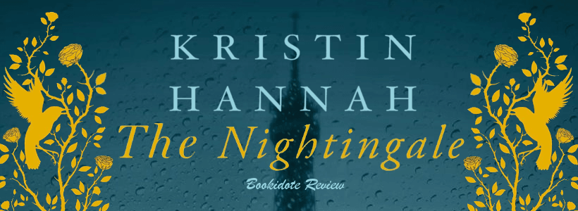 after reading the nightingale and the I found the nightingale absolutely riveting i started reading it one night after supper with every intention of reading just a few chapters for that evening and could not put it.