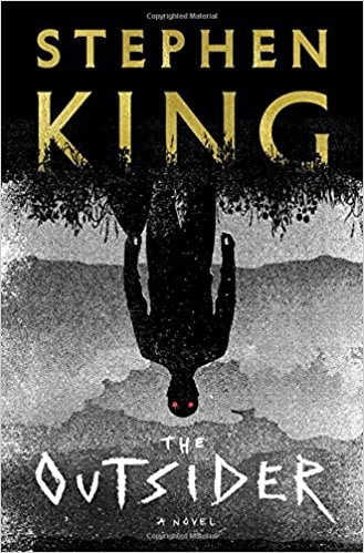 NSS Book Club: The Outsider by Stephen King