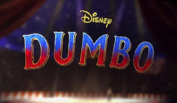 The New Dumbo Movie