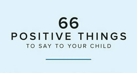 66 Positive Things
