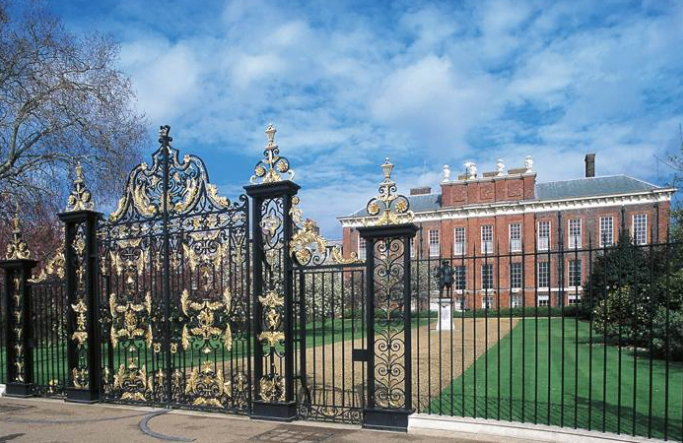 Kensington Palace is Available for Weddings