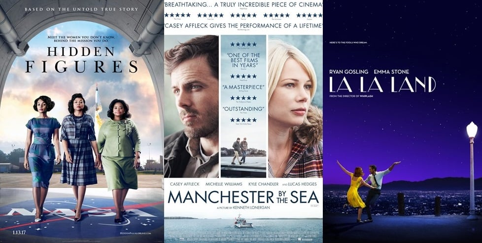 Podcast: The Oscar nominated movies we want to see!