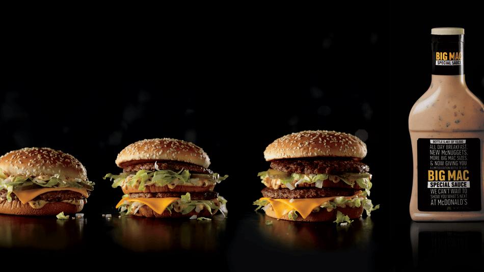McDonald's Is Giving Away 10,000 Bottles Of Big Mac Special Sauce TODAY!