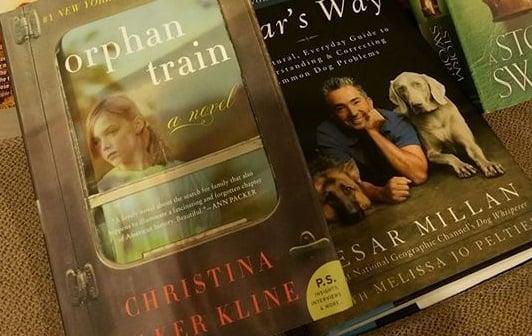 'Orphan Train' by Christina Baker Kline