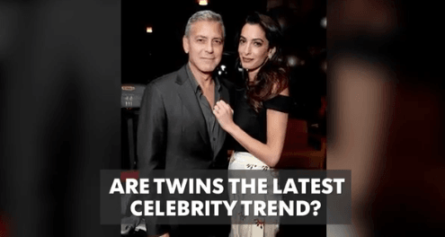 George and Amal Clooney are Expecting…..Twins!!