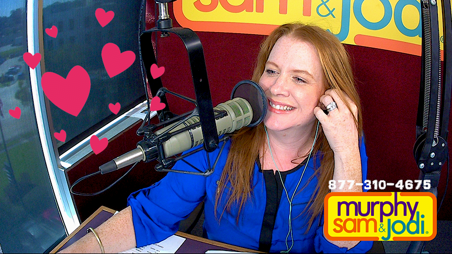 PODCAST: What Jodi REALLY wants for Valentine's Day