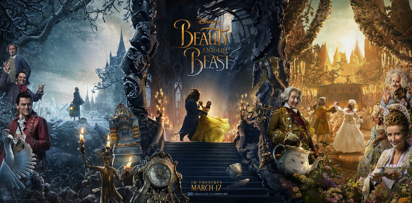 WATCH: 'Beauty and the Beast' – The Final Trailer