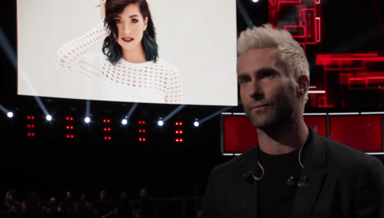 WATCH: Adam Levine Performs A Tribute To Late Singer, Christina Grimmie