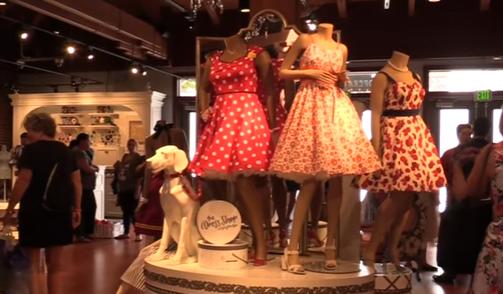 Disney's Princess–Inspired Cocktail Dresses