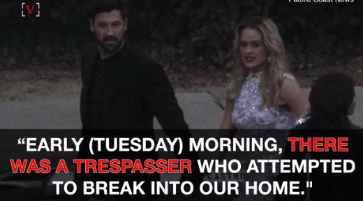 The Weird Reason Behind Maksim Chmerkovskiy's Home Break-in