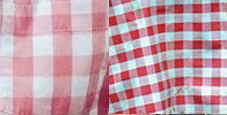 Patio Table Cloth? Or  Sam's Plaid Shirt?
