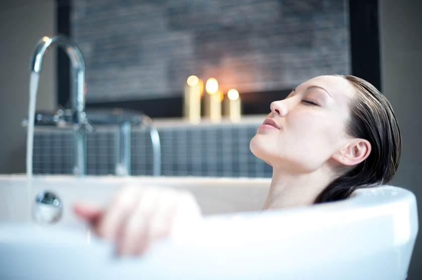 Hot Baths May Burn As Many Calories As Walking