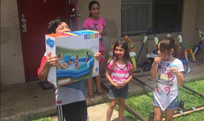Jodi's Good Thing: Pools for Kids!