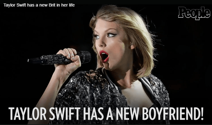 Meet Taylor Swift's New Boyfriend