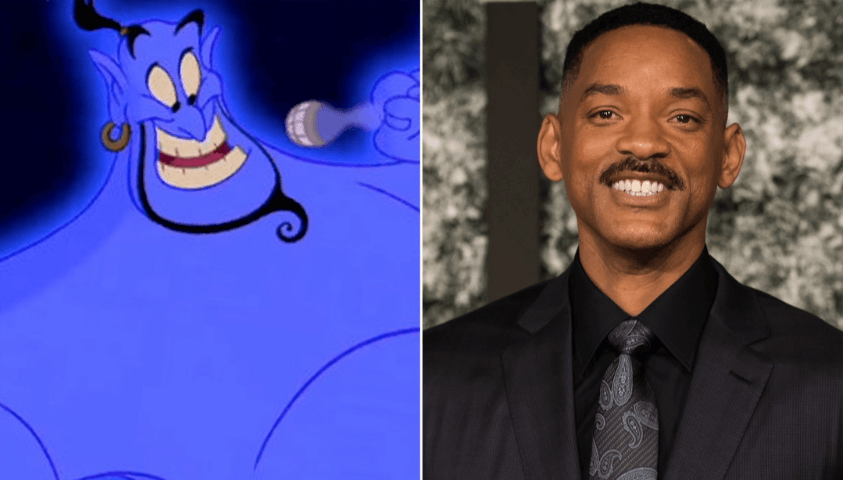 Will Is 'Perfect' as Aladdin's Genie: He's 'Always Creating Magic'