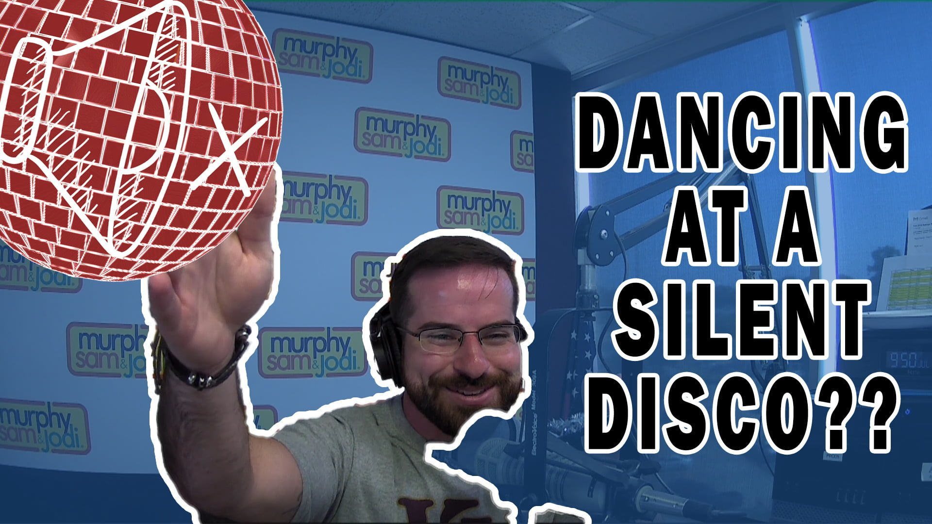 WATCH: How to Dance at a Silent Disco?