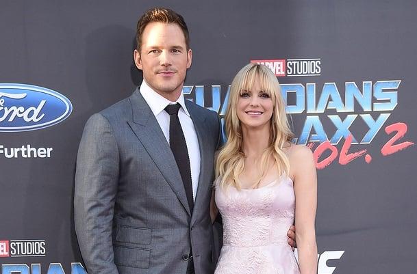 Chris Pratt and Anna Faris Call It Quits