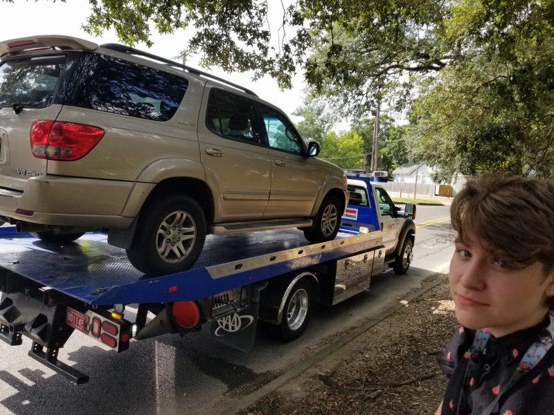 LISTEN:  Jodi's Car Problems