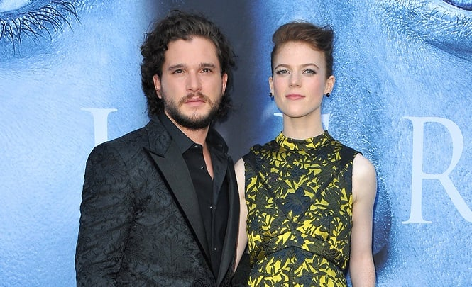 Kit Harington (Jon Snow) Gets Engaged To Former 'Game of Thrones' Actress.