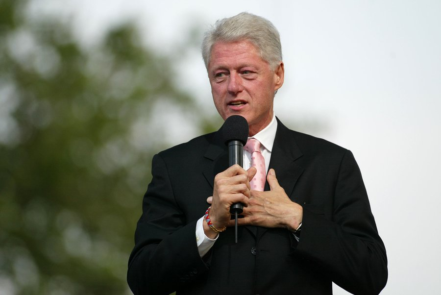 Bill Clinton Co-Authors The Upcoming James Patterson Novel, 'President Is Missing'