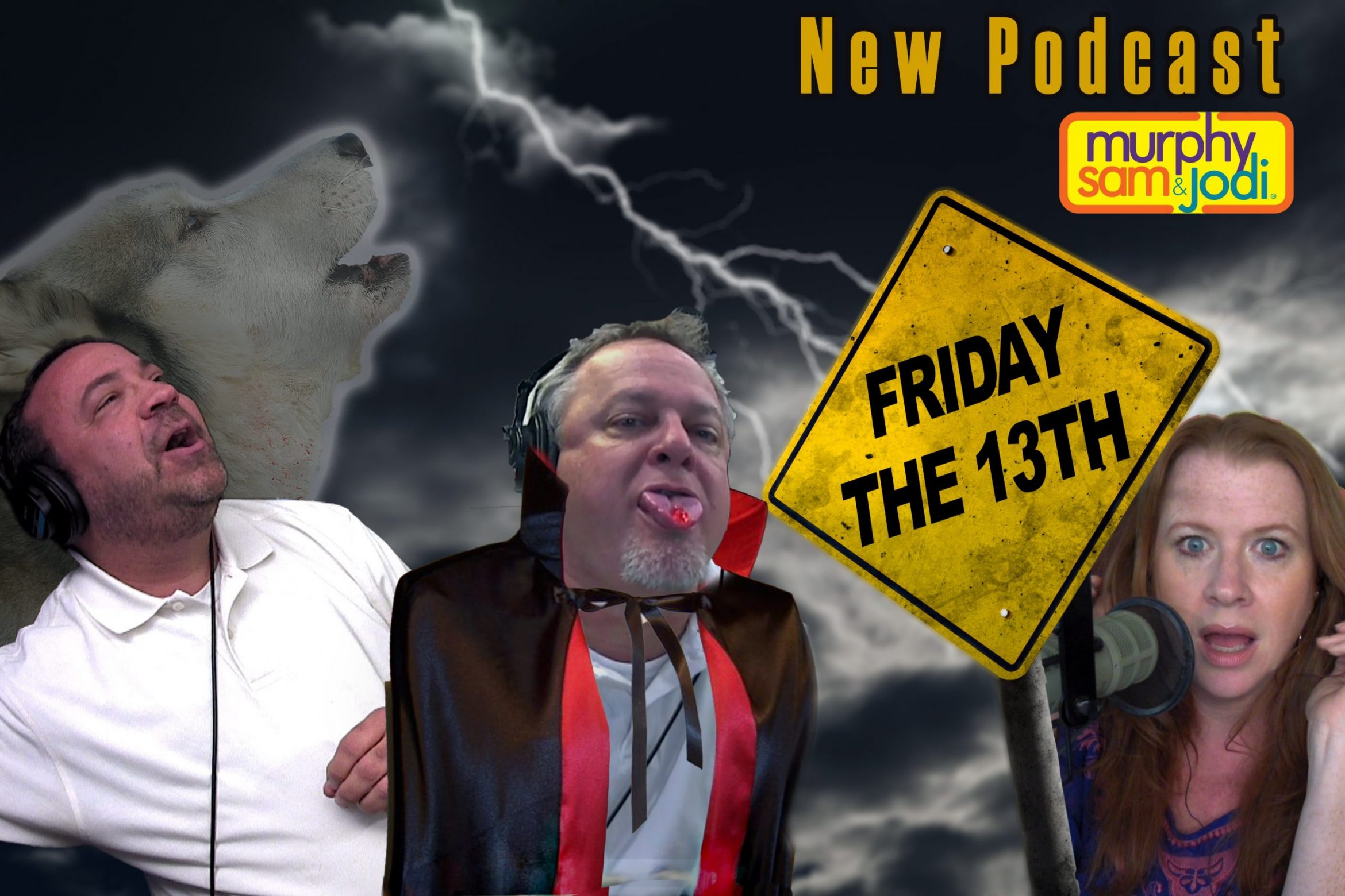 PODCAST: Friday the 13th – SUPERSTITIONS