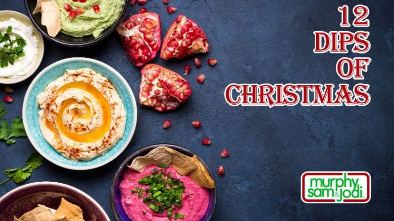 The 12 Dips of Christmas – 2020
