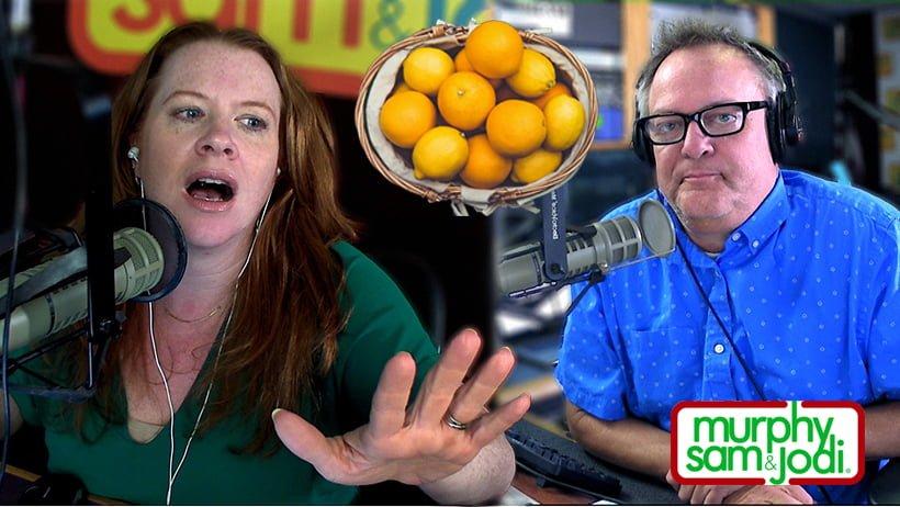 After the Show: A Basket of Lemons