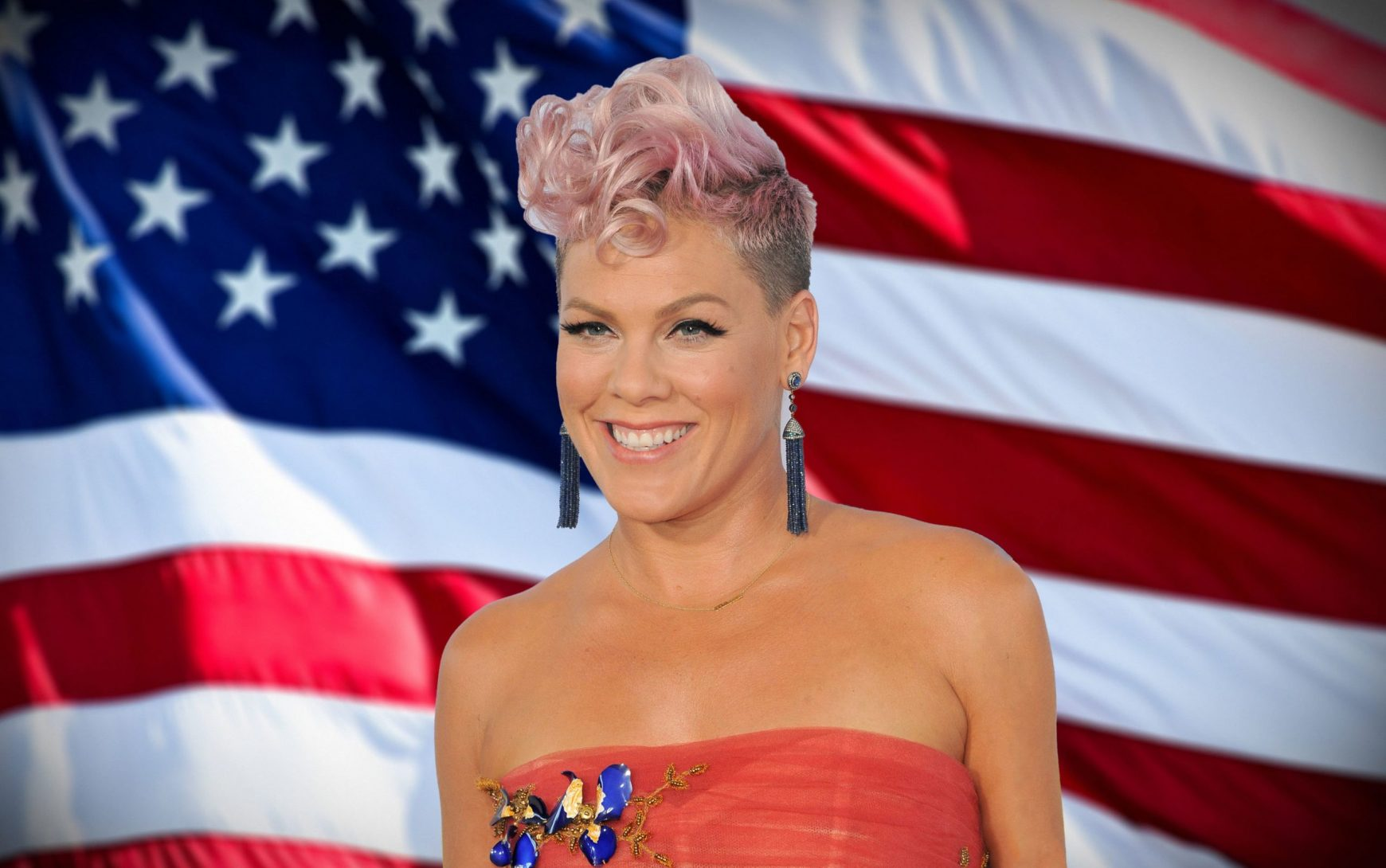 Pink Will Sing The 'National Anthem' At Super Bowl LII