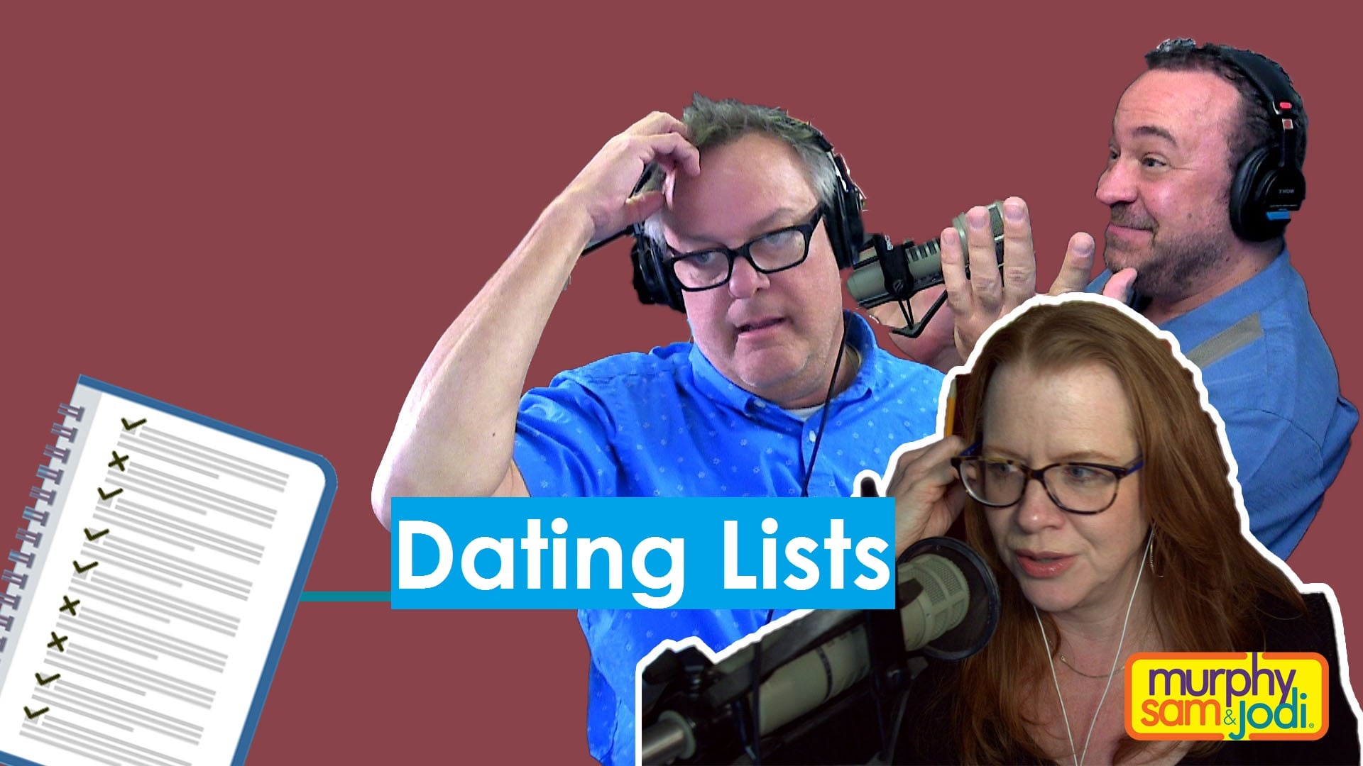 PODCAST: DATING LISTS