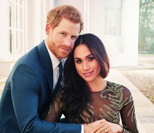 Ed Sheeran Asked to Perform at Meghan Markle and Prince Harry's Royal Wedding