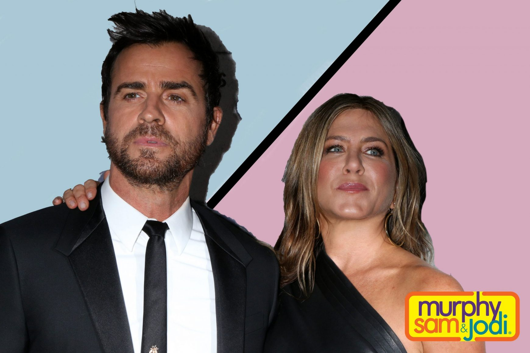 JENNIFER ANISTON AND JUSTIN THEROUX CALL IT QUITS