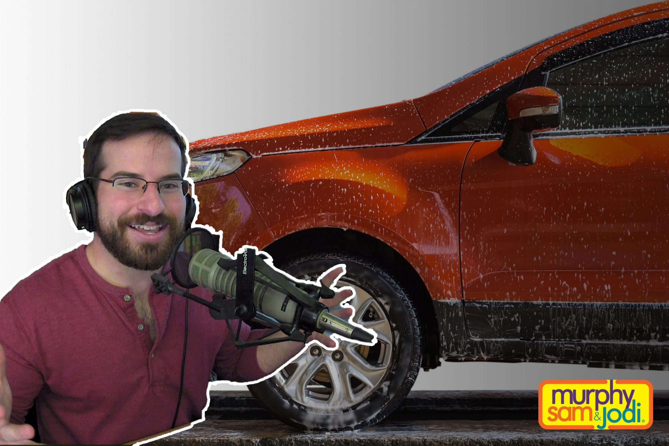 SHOULD PRODUCER DAVID BUY AN ORANGE CAR?