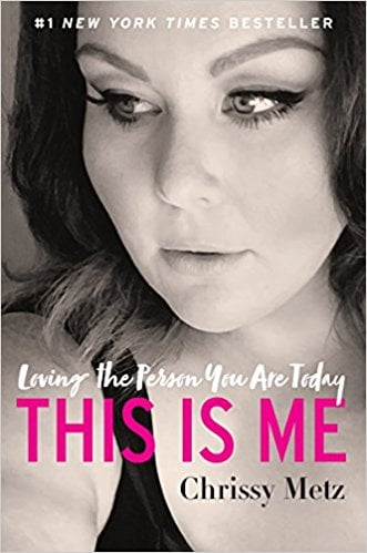 NSS Book Club: 'This Is Me: Loving the Person You Are Today' by Chrissy Metz