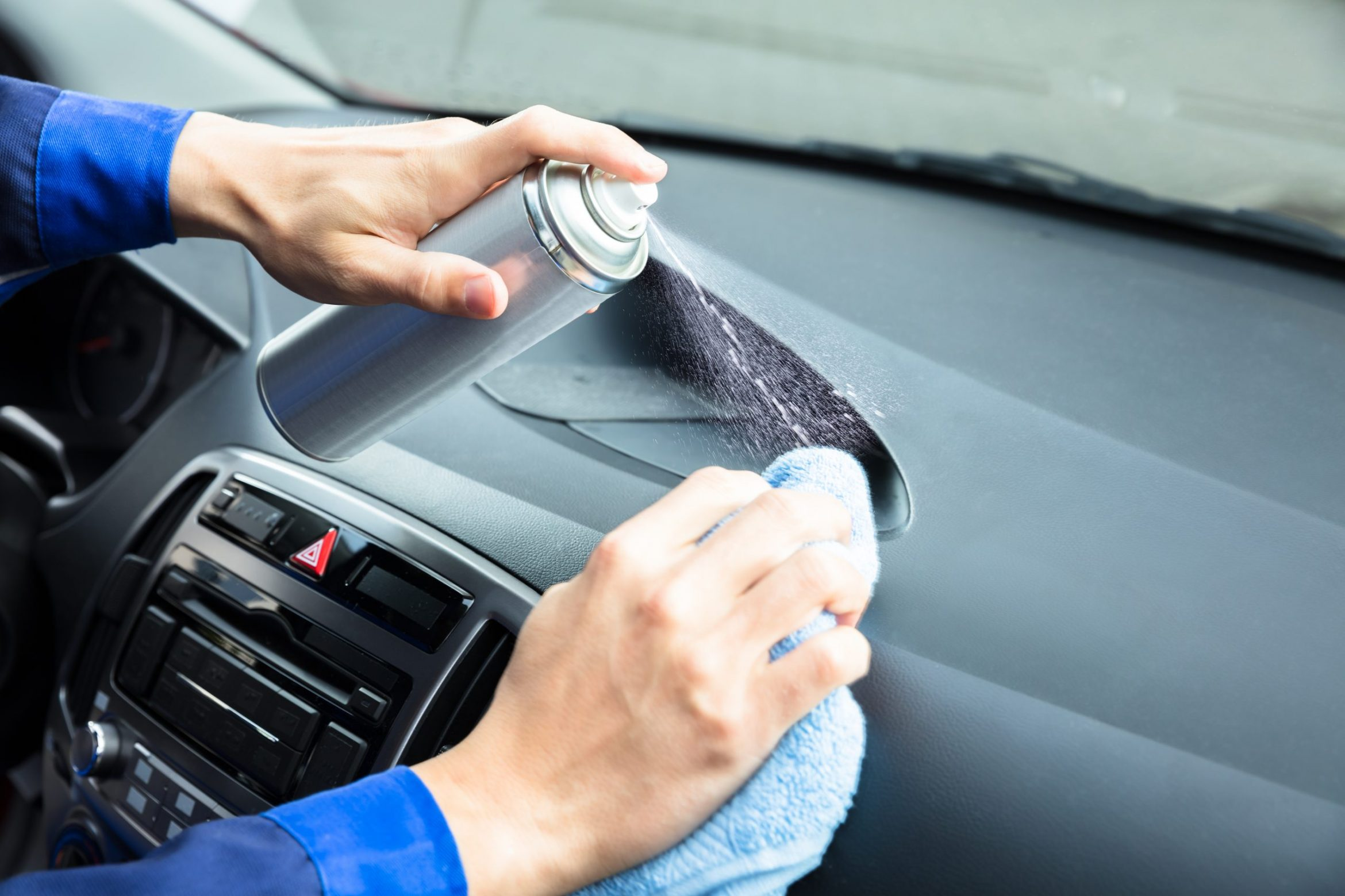How to Properly Clean Out Your Car