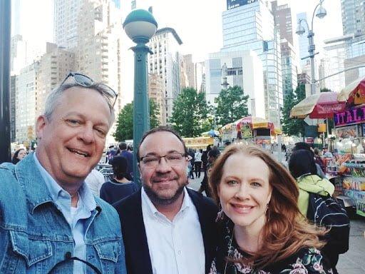 PODCAST: MSJ in NYC