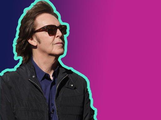 Hollywood Outsider: Paul McCartney Carpool Karaoke