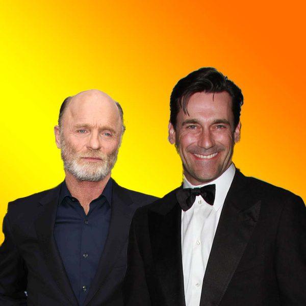 "HOLLYWOOD OUTSIDER: Jon Hamm and Ed Harris Join ""Top Gun"" Crew"