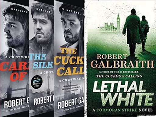 Robert Galbraith – Lethal White